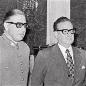Augusto Pinochet: otro asesino que eludió la carcel