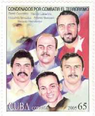 Los cinco prisioneros políticos cubanos deben ser liberados inmediatamente