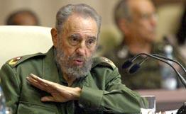 Fidel está bién y recuperándose