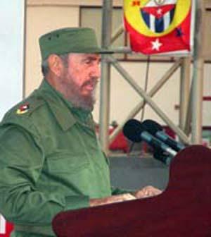 Fidel reflexiona sobre biocombustibles