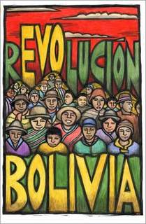 Bolivia es ejemplo de cambio social  (*)