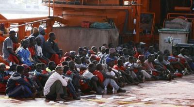 España de mis amores: El malpago de la migración