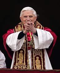 El presidente Chávez pidió al Papa que ofrezca una disculpa a Latinoamerica