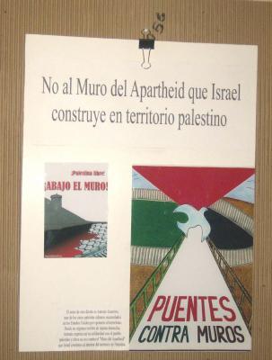 ¡El mundo dice NO a la Ocupación Israelí!