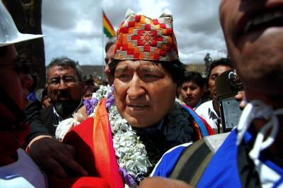 Bolivia promulga Ley de redistribución de tierras
