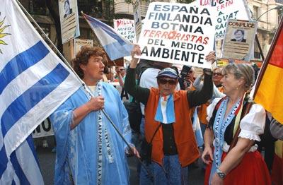 Uruguay-Argentina: Divide y reinarás