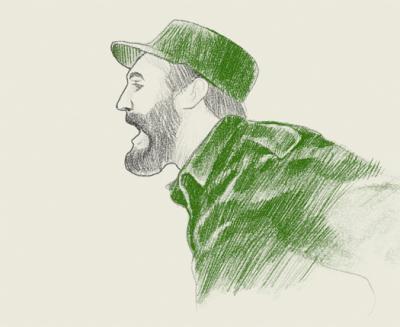 Carta de Fidel a la Mesa Redonda de TV Cubana