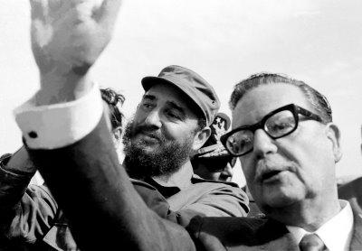Reflexiones del Compañero Fidel: Salvador Allende, ejemplo que perdura