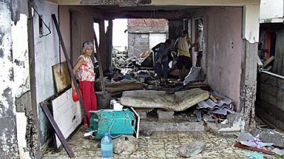 Ayuda urgente a Cuba.