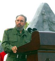 Mensaje de Fidel Castro al presidente de la República Bolivariana de Venezuela