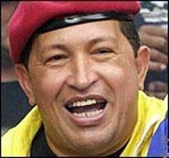 Chávez en campaña